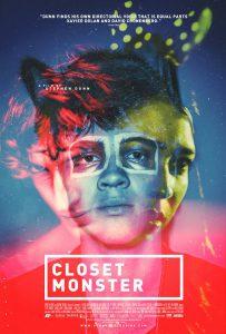Closet Monster Filmplakat