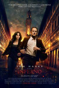 Inferno Filmplakat