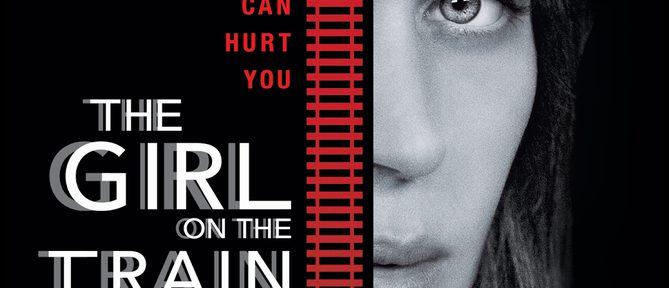 The Girl On The Train Filmplakat