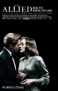 Allied - Filmplakat