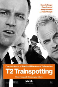 T2 Trainspotting Filmplakat