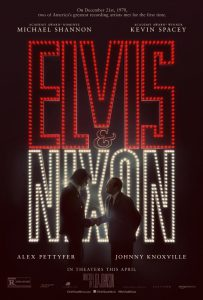 Elvis & Nixon Filmplakat