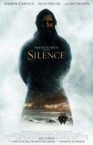 Silence Filmplakat