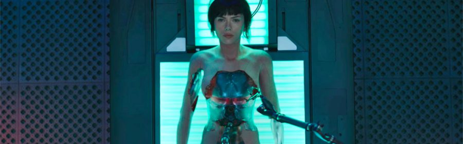 Ghost in the Shell Film 2017