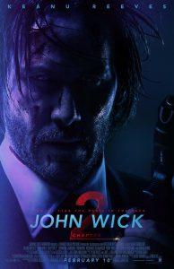 Filmplakat: John Wick Chapter 2