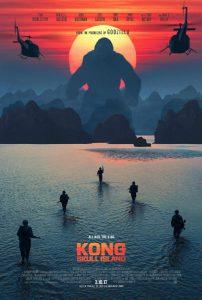 Filmplakat: Kong Skull Island