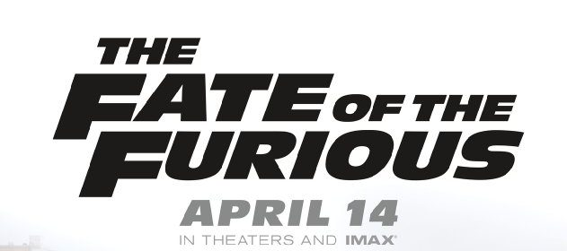 The Fate of the Furious Filmplakat