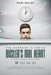 Busters Mal Heart Filmplakat