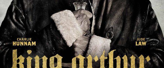 King Arthur Legend of the Sword Fimplakat