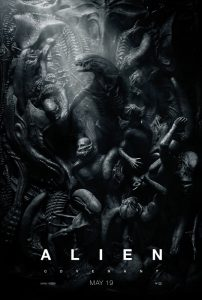 Filmplakat - Alien Covenant
