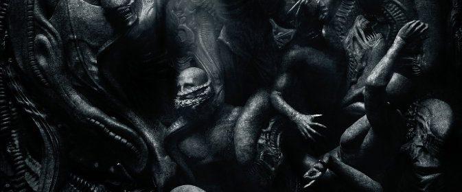 Filmplakat - Alien Covenant