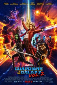 Guardians of the Galaxy Vol. 2 – Filmplakat