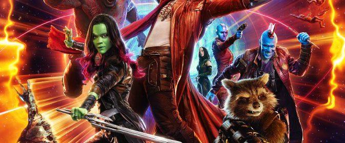 Guardians of the Galaxy Vol. 2 – Filmplakat