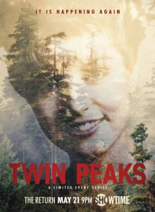 Twin Peaks The Return Poster