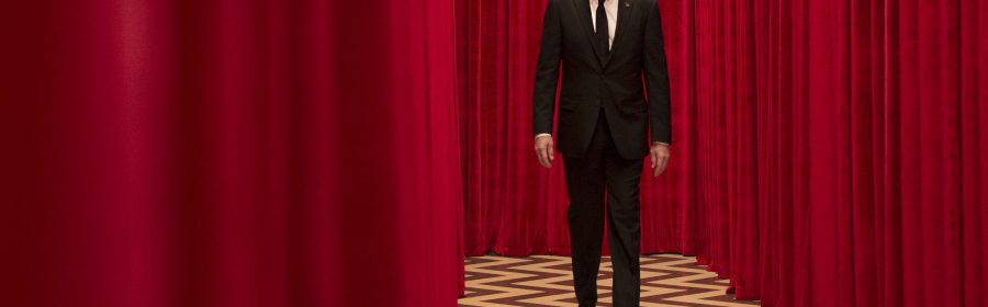 Kyle MacLachlan als FBI Agent Dale Cooper in Showtime's Twin Peaks: The Return.
