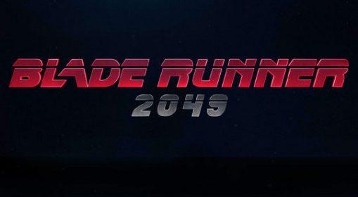 Blade Runner 2049 Filmplakat