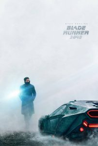 Blade Runner 2049 Filmplakat - Ryan Gosling Version