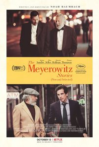 Meyerowitz Stories Filmplakat