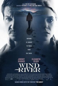 Wind River Filmplakat