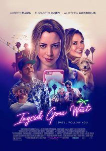 Ingrid Goes West Filmplakat