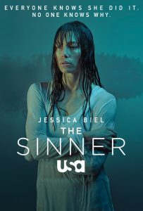 The Sinner Plakat
