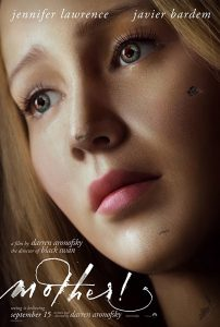 Mother! Filmplakat